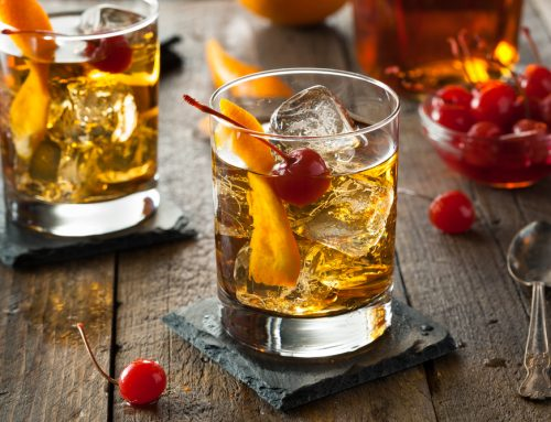 Boston's Best Old Fashioned