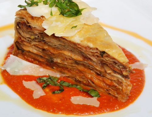 "Why Everyone is Talking About Our ""Moms Lasagna"""