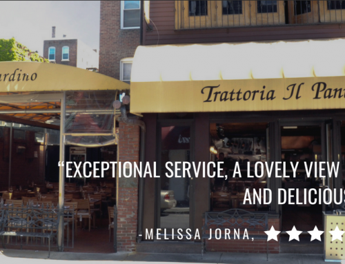 5-Star Reviews for Trattoria Il Panino in July