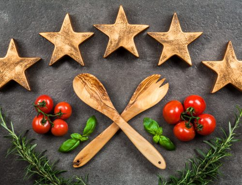 5-Star Reviews for Trattoria in December
