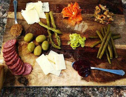 Building your First Charcuterie Board