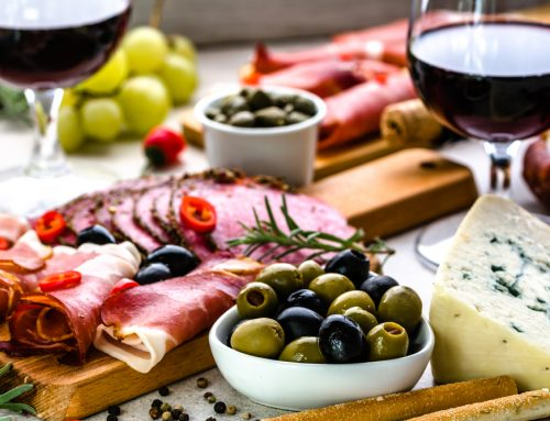 How To Pair Italian Food and Wine