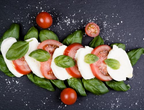 Health Benefits of a Caprese
