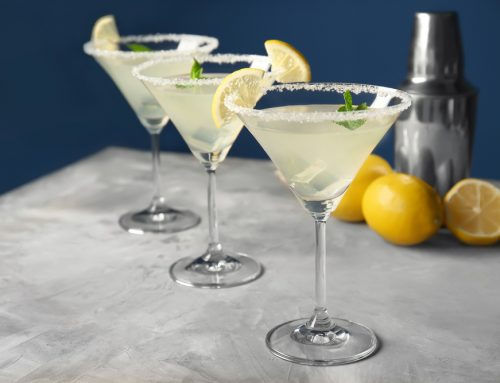 History of the Lemon Drop Beverage